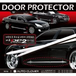 [AUTO CLOVER] Hyundai New Accent - DP-2 B-Line Door Protector Set (D220)