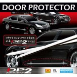 [AUTO CLOVER] SsangYong Actyon Sports - DP-2 B-Line Door Protector Set (D451)