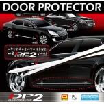[AUTO CLOVER] Hyundai NF Sonata Transform - DP-2 B-Line Door Protector Set (D200)