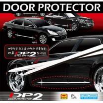 [AUTO CLOVER] Hyundai YF Sonata - DP-2 C-Line Door Protector Set (D212)