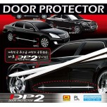 [AUTO CLOVER] SsangYong Kyron - DP-2 C-Line Door Protector Set (D449)