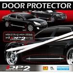 [AUTO CLOVER] KIA Soul - DP-2 C-Line Door Protector Set (D267)