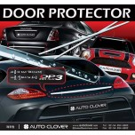 [AUTO CLOVER] Hyundai New Accent - DP-3 C-Line Door Protector Set (D319)