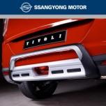 [SSANGYONG] SsangYong Tivoli - Genuine Customizing Rear Bumper Guard