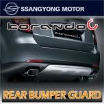 [SSANGYONG] SsangYong Korando C - GSC Rear Bumper Guard Set