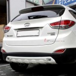 [TUNING FACE] Hyundai Tucson iX - Rear Skid Plate Set