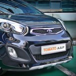 [TOMATO] KIA All New Morning - Front & Rear Skid Plate Set