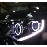 [LED & CAR] KIA All New K5 - Circle Eye 2Way LED Modules