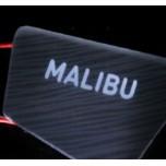 [LED & CAR] Chevrolet All New Malibu - Silver Iron LED Inside Door Catch Plates (DLX)