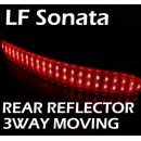 [LED & CAR] Hyundai LF Sonata - Moving Shift Rear Bumper Reflector Full Kit