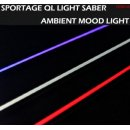 [LED & CAR] KIA Sportage QL - Light Saber Ambient Mood Light