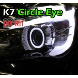 [LED & CAR] KIA K7 - Circle Eye 2Way LED Modules