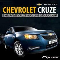 [PATMOS] Chevrolet Cruze - Audi Line LED Fog Lamp Set