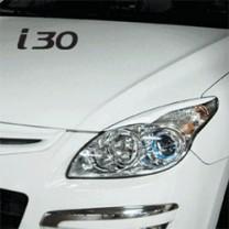 [ARTX] Hyundai i30 - 3D Dress Up Eyeline & Mudguards Molding Package