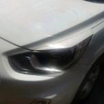 [AIRROCK] Hyundai New Accent (Solaris) - Dress Up Eyeline