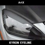 [ARTX] SsangYong Kyron - Dress Up Headlight Eyeline Molding Set