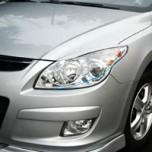 [MIJOOCAR] Hyundai i30 - Headlight Eyelines Set