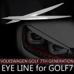 [AUTO LAMP] Volkswagen Golf - Headlight Eyelines Set