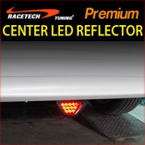 [RACETECH] Premium Center LED Reflector F1 Style