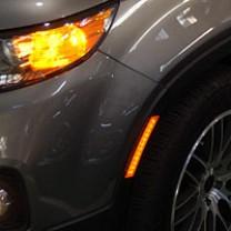 [ARTX] KIA Sorento R - Side Bumper LED Reflector Set