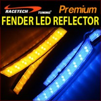 [RACETECH] Premium Fender LED Reflector Set