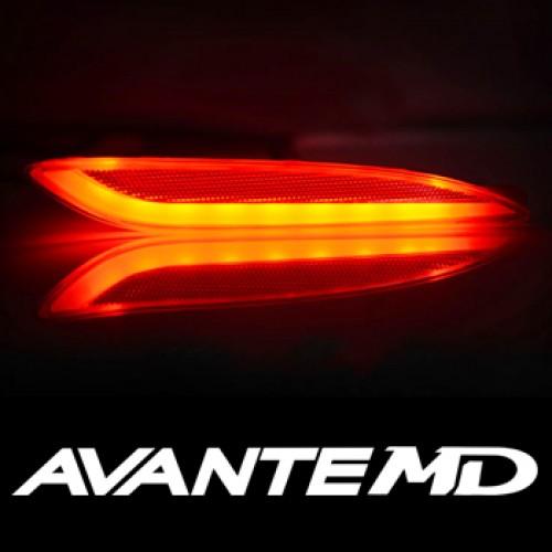 Tail Lights : [CAMILY] Hyundai Avante MD
