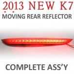 [GOGOCAR] KIA New K7  -  Moving Shift Rear Bumper Reflector Full Kit