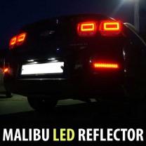 [BRICX] Chevrolet Malibu - Rear Bumper LED Reflector Full Kit