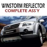[GOGOCAR] GM-Daewoo Winstorm - Rear Bumper LED Reflector Full Kit