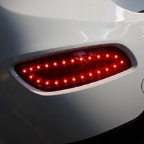 [IONE] Hyundai Santa Fe The Style - Rear Bumper Reflector Full Kit