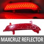 [GOGOCAR] Hyundai MaxCruz - Rear Bumper LED Reflector Full Kit