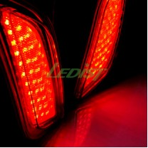 [LEDIST] Hyundai Veloster - Rear Bumper LED Reflector Set