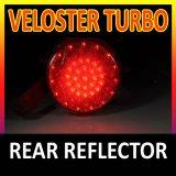 [K-TUNING] Hyundai Veloster Turbo - Rear Bumper LED Reflector Full Kit (Ver.1)