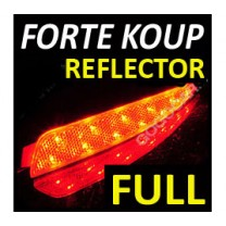 [GOGOCAR] KIA Forte Koup / Cerato Koup - Rear Bumper LED Reflector Full Kit