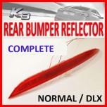 [GOGOCAR] KIA K3 - Rear Bumper LED Reflector Full Kit