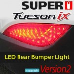 [SUPER I] Hyundai Tucson iX35 - Rear Bumper 2Way LED Reflector Set Ver.2