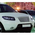 [CAR & SPORTS] Hyundai Santa Fe CM - Luxury Tuning Grille 3 LINE