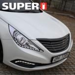 [SUPER I] Hyundai YF Sonata - 4 Row Carbon Tuning Grille