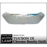 [D8] Hyundai Tucson iX - BENTLEY Style Luxury Chrome Tuning Grille