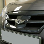 [F&B] Hyundai Genesis Coupe - BLISS  Carbon Look Radiator Tuning Grille