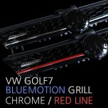 [AUTO LAMP] Volkswagen Golf - BLUE MOTION Tuning Radiator Grille