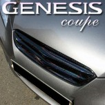 [ARTX] Hyundai Genesis Coupe - 3D Hologram Tuning Grille
