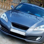 [ARTX] Hyundai Genesis Coupe -  Carbon Gold Pearl Tuning Grille