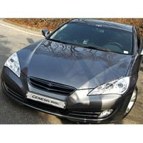 [ARTX] Hyundai Genesis Coupe -  Eagles Carbon Radiator Tuning Grille
