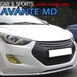 [CAR & SPORTS] Hyundai Avante MD - Euro Style Luxury Tuning Grille
