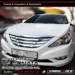 [TUNING FACE] Hyundai YF Sonata - HYPE Radiator Tuning Grille (2.0/2.4)
