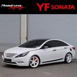 [ROADRUNS] Hyundai YF Sonata - Radiator Tuning Grille