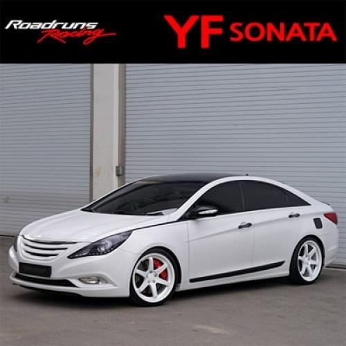 Sonata Yf Roadruns Hyundai Yf Sonata Radiator Tuning