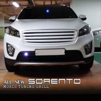 [MORRIS] KIA All New Sorento UM - Horizontal Radiator Tuning Grille