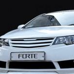 [RIMTEC] KIA Forte - Luxury Radiator Tuning Grille B-Type